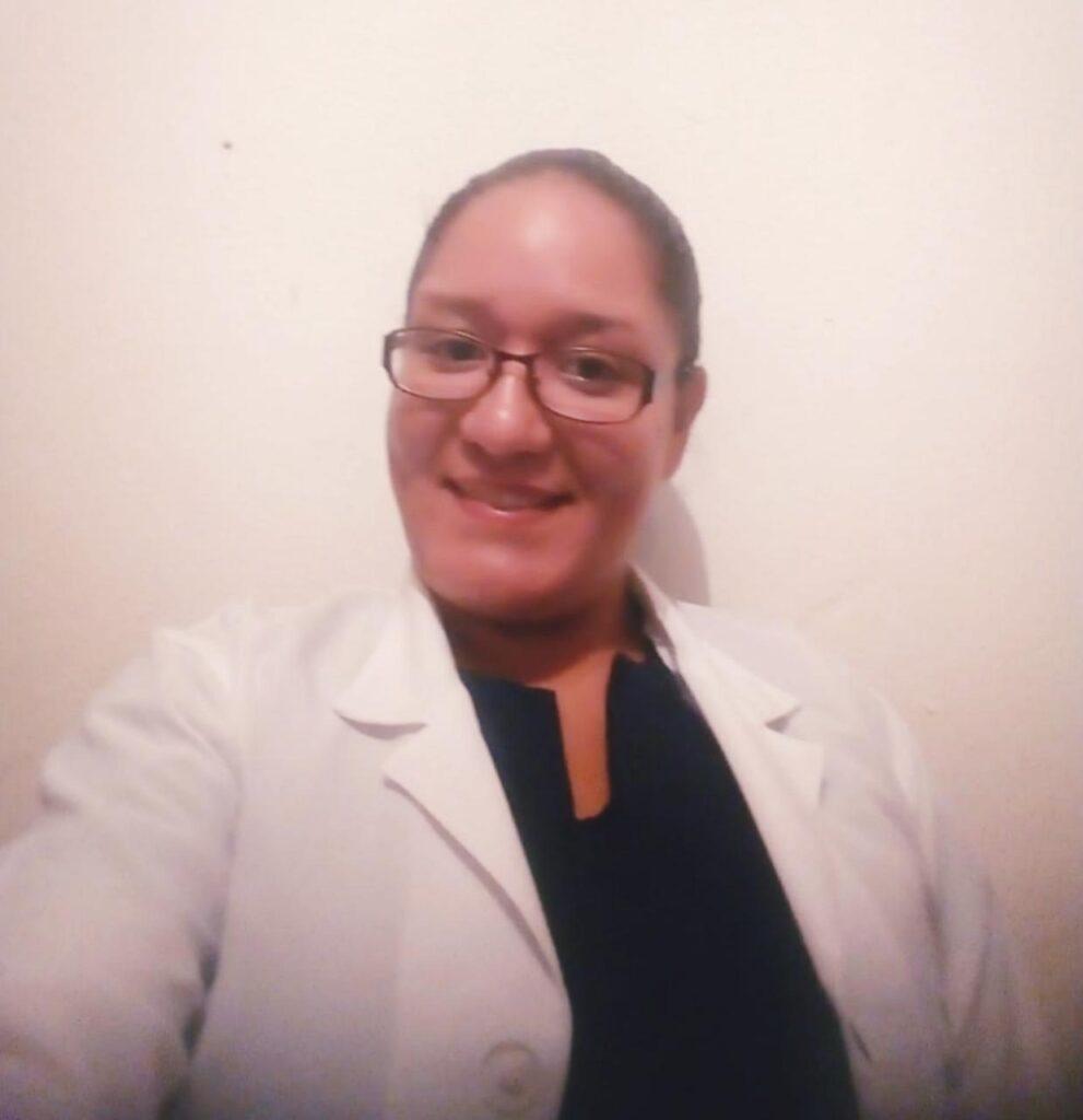 Antonia, podologa em Manaus